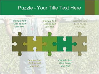 Farmer PowerPoint Template - Slide 41