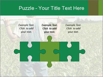 Farmer PowerPoint Template - Slide 42