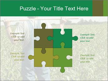 Farmer PowerPoint Template - Slide 43