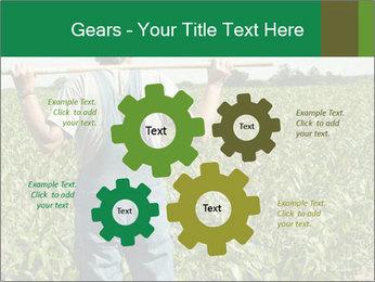 Farmer PowerPoint Template - Slide 47