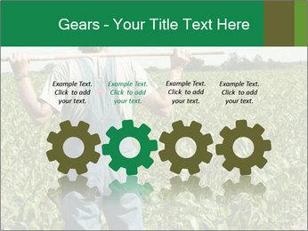 Farmer PowerPoint Template - Slide 48