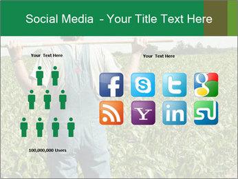 Farmer PowerPoint Template - Slide 5