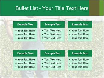 Farmer PowerPoint Template - Slide 56
