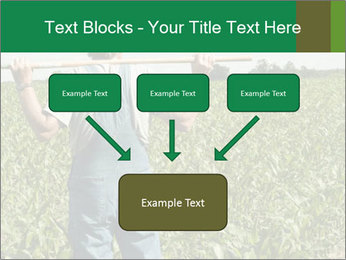 Farmer PowerPoint Template - Slide 70