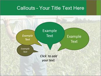 Farmer PowerPoint Template - Slide 73