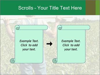 Farmer PowerPoint Template - Slide 74