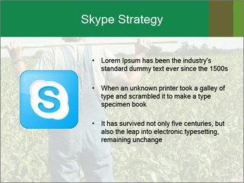 Farmer PowerPoint Template - Slide 8