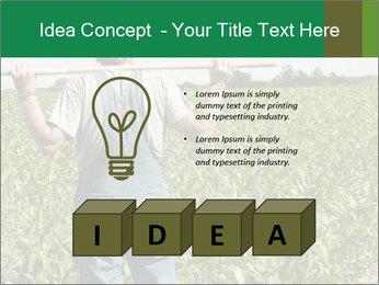 Farmer PowerPoint Template - Slide 80