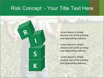 Farmer PowerPoint Template - Slide 81