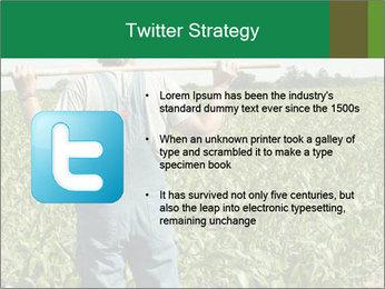Farmer PowerPoint Template - Slide 9