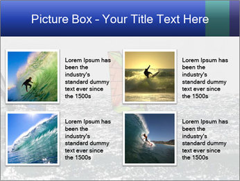 Sailing on the sea PowerPoint Template - Slide 14