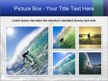 Sailing on the sea PowerPoint Template - Slide 19