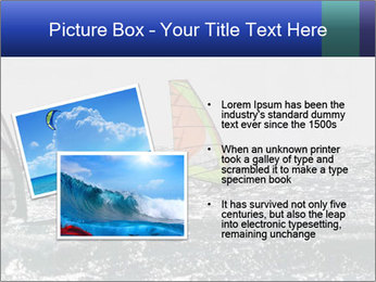 Sailing on the sea PowerPoint Template - Slide 20