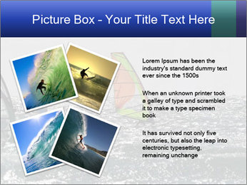 Sailing on the sea PowerPoint Template - Slide 23