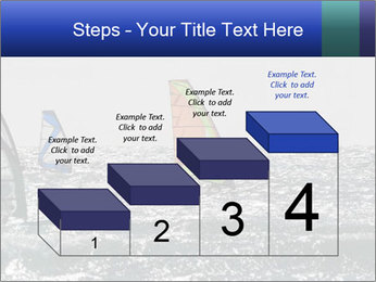 Sailing on the sea PowerPoint Template - Slide 64