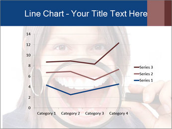 Beautiful young woman teeth PowerPoint Template - Slide 54