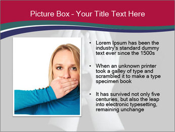 Freedom of speech concept PowerPoint Templates - Slide 13