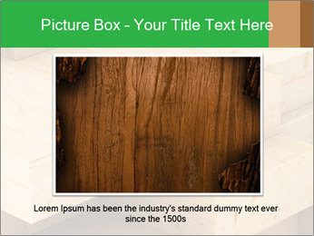Wood timber PowerPoint Template - Slide 15