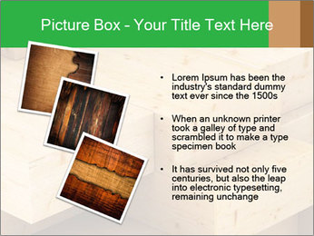 Wood timber PowerPoint Template - Slide 17
