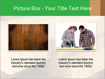 Wood timber PowerPoint Template - Slide 18
