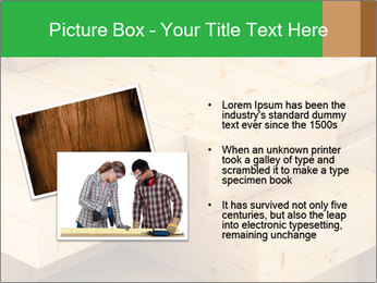 Wood timber PowerPoint Templates - Slide 20