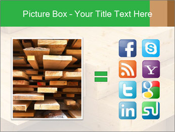 Wood timber PowerPoint Template - Slide 21