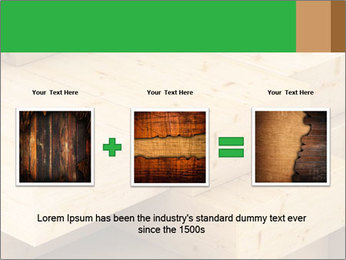 Wood timber PowerPoint Templates - Slide 22