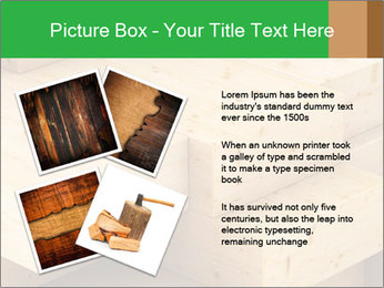Wood timber PowerPoint Template - Slide 23