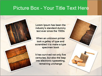 Wood timber PowerPoint Template - Slide 24
