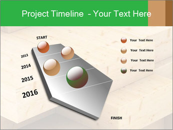 Wood timber PowerPoint Template - Slide 26