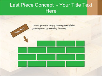 Wood timber PowerPoint Template - Slide 46