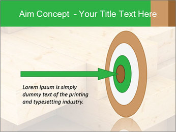Wood timber PowerPoint Template - Slide 83