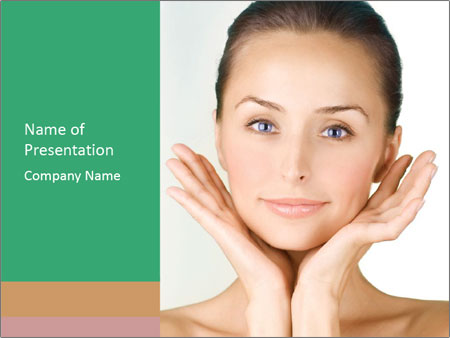 Clear Skin PowerPoint Template