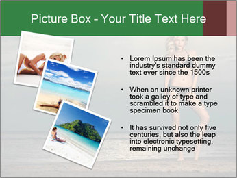 Endless sky PowerPoint Template - Slide 17