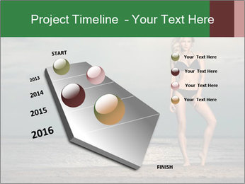 Endless sky PowerPoint Template - Slide 26