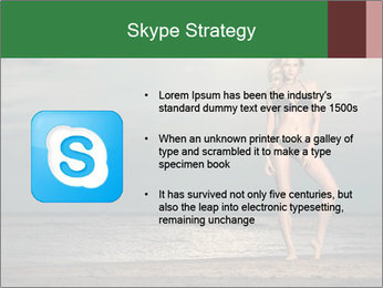 Endless sky PowerPoint Template - Slide 8