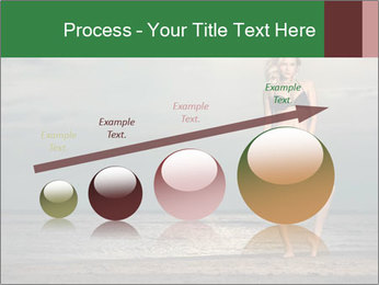 Endless sky PowerPoint Template - Slide 87