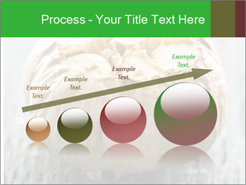 Fresh roasted garlic bulb PowerPoint Templates - Slide 87
