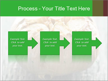Fresh roasted garlic bulb PowerPoint Templates - Slide 88