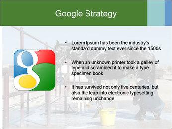 Horse getting a bath PowerPoint Templates - Slide 10