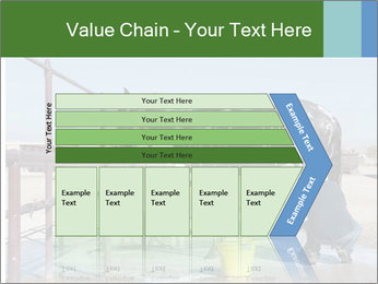 Horse getting a bath PowerPoint Templates - Slide 27
