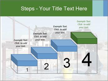 Horse getting a bath PowerPoint Templates - Slide 64