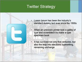 Horse getting a bath PowerPoint Templates - Slide 9