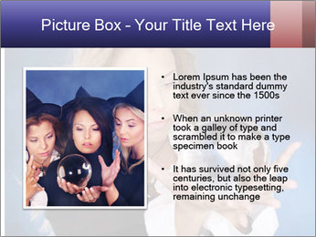 Young beautiful woman PowerPoint Templates - Slide 13
