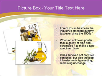Bottle of sunflower PowerPoint Template - Slide 20