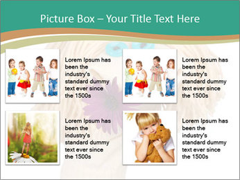 Funny sock puppet PowerPoint Templates - Slide 14