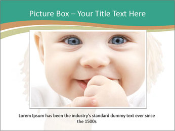 Funny sock puppet PowerPoint Templates - Slide 16
