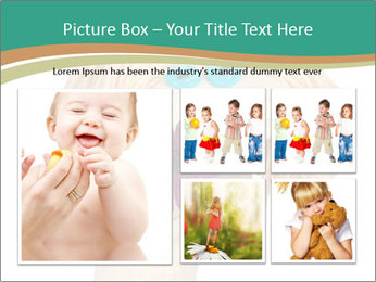 Funny sock puppet PowerPoint Template - Slide 19