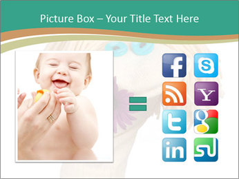 Funny sock puppet PowerPoint Templates - Slide 21