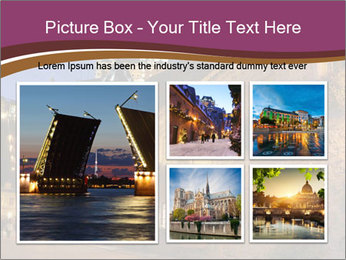 Summer evening PowerPoint Template - Slide 19
